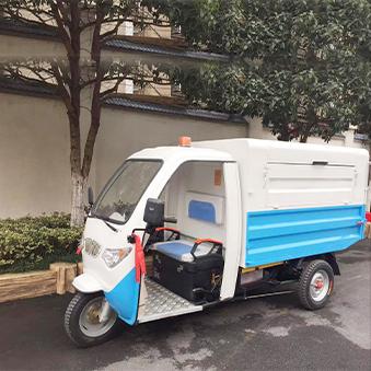 电动保洁车01