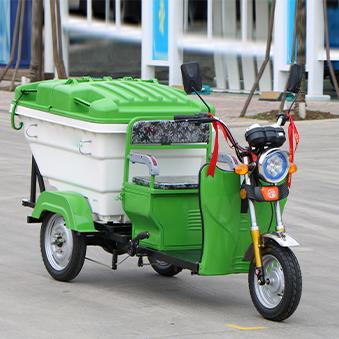 电动保洁车04